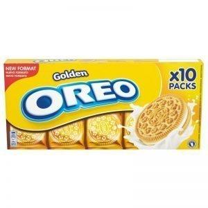 "Kex ""Golden"" 220g - 43% rabatt"