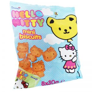 "Kex ""Hello Kitty"" - 83% rabatt"