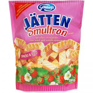 Kex Jätten Smultron 250g - 21% rabatt