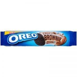 """Kex """"Oreo Brownie"""" 154g - 33% rabatt"""