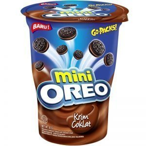"Kex ""Oreo Mini Chocolate"" 67g - 50% rabatt"
