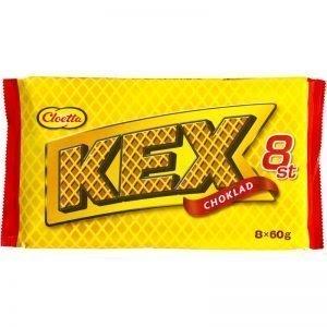 Kexchoklad 8 x 60g - 49% rabatt