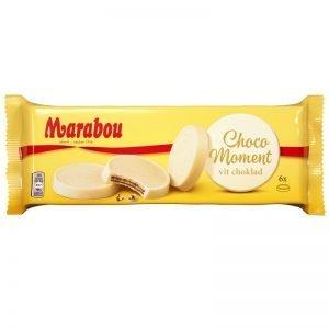 """Kexrån """"Choco Moment"""" Vit 180g - 71% rabatt"""