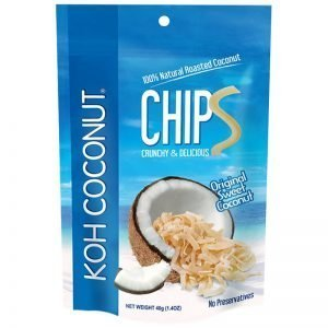 Kokoschips 40g - 61% rabatt