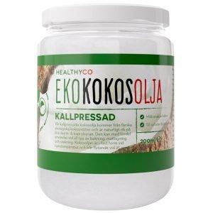 Kokosolja Eko 200ml - 34% rabatt