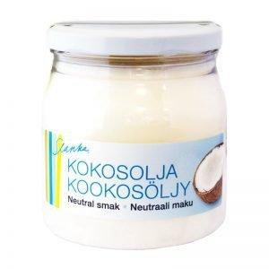 Kokosolja Neutral 500ml - 51% rabatt
