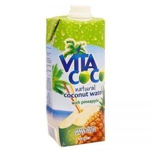 Kokosvatten Ananas 500ml - 50% rabatt