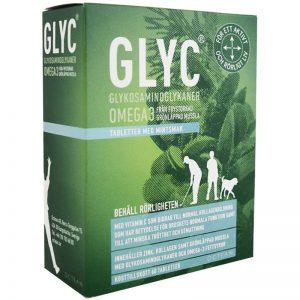 """Kosttillskott """"Glyc Mint"""" 60-pack - 45% rabatt"""