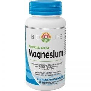 """Kosttillskott """"Magnesium"""" 60-pack - 79% rabatt"""