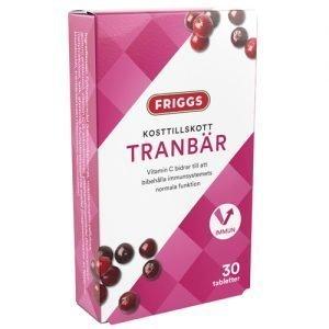 """Kosttillskott """"Tranbär"""" 30-pack - 71% rabatt"""