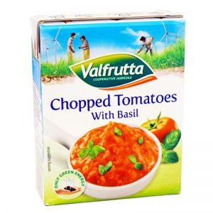 Krossade Tomater Basilika 390g - 19% rabatt