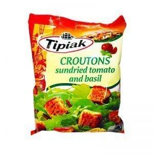 Krutonger soltorkade tomater & Basilika - 61% rabatt