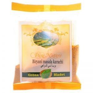 """Kryddmix """"Biryani Karachi"""" 40g - 60% rabatt"""
