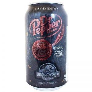 """Läsk """"Dr Pepper Cherry"""" 355ml - 38% rabatt"""