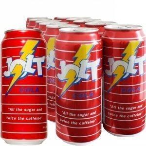 "Läsk ""Jolt Cola"" 12 x 473ml - 55% rabatt"