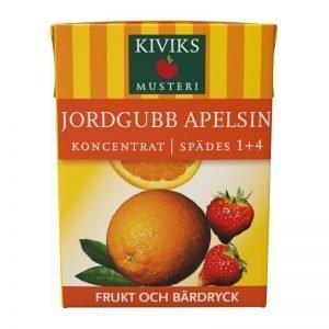 Lättdryck Jordgubb & Apelsin 2dl - 62% rabatt