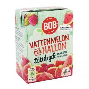 Lättdryck Vattenmelon & Hallon 200ml - 15% rabatt