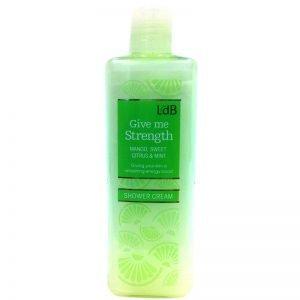 LDB Give Me Strength Mango Shower Cream - 60% rabatt