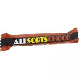 Lakritsstång Choklad 20g - 89% rabatt