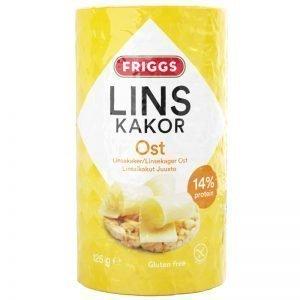 Linskakor Ost 125g - 23% rabatt