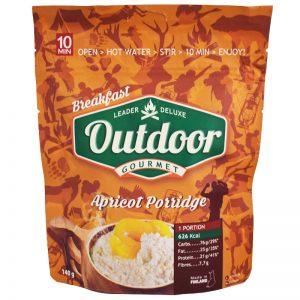 """Måltid """"Apricot Porridge"""" 140g - 43% rabatt"""
