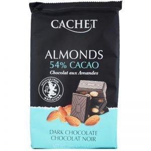 "Mörk Choklad ""Almonds"" 300g - 71% rabatt"