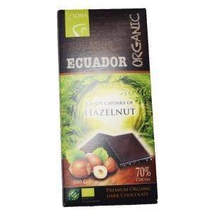 Mörkchoklad Hasselnötter - 27% rabatt