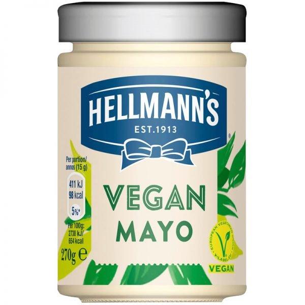 """Majonnäs """"Vegan"""" 270g - 37% rabatt"""