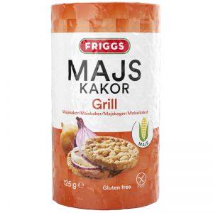 Majskakor Grill 125g - 44% rabatt