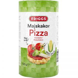 Majskakor Pizza 125g - 38% rabatt