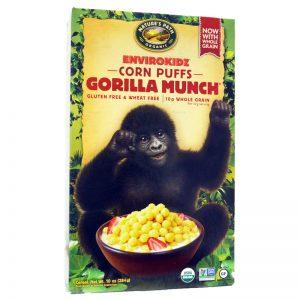Majspuffar Gorilla Munch - 71% rabatt