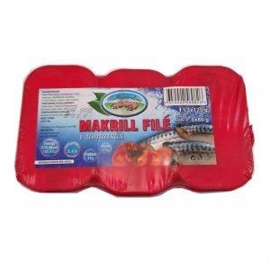 Makrillfilé Tomatsås 3 x 125g - 43% rabatt