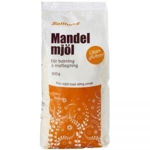 Mandelmjöl 500g - 30% rabatt