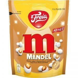 """Mandlar Karamelliserade """"Choklad & Salt"""" 190g - 50% rabatt"""