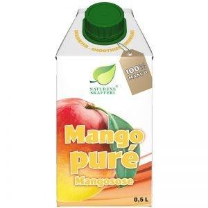Mangopuré 500ml - 50% rabatt
