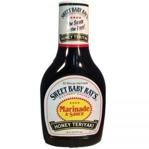 Marinad & Sauce Honey Teriyaki - 50% rabatt