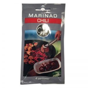 Marinad chili - 80% rabatt