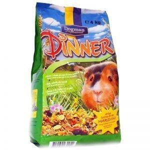 Marsvin Dinner 4kg - 50% rabatt