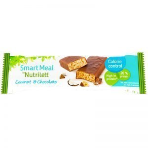 "Mealbar ""Chocolate & Caramel"" 60g - 40% rabatt"