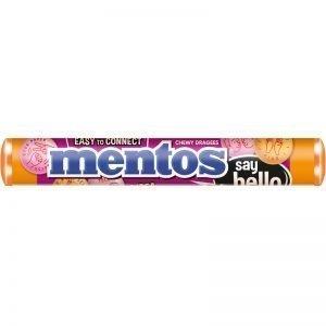 """Mentos """"Say Hello"""" 37,5g - 37% rabatt"""