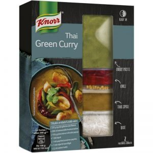 "Middagskit ""Thai Green Curry"" 196g - 71% rabatt"