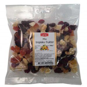 Mix tropiska frukter torkade - 36% rabatt