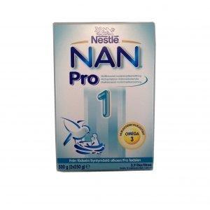 Modersmjölkersättning NAN Pro 1 - 26% rabatt