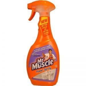 Mr Muscle Power spray - 46% rabatt