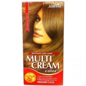 Multi Cream color Naturligt Blond - 50% rabatt
