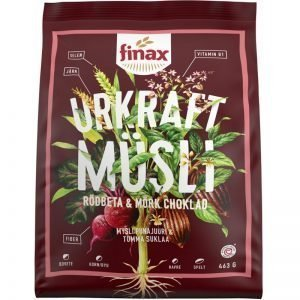 Musli Rödbeta & Mörk Choklad 463g - 57% rabatt