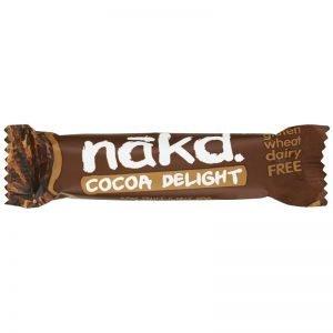 """Nötbar """"Cocoa Delight"""" 35g - 55% rabatt"""