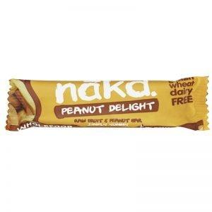 """Nötbar """"Peanut Delight"""" 35g - 58% rabatt"""
