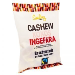 Nötmix Cashew, Kokos & Ingefära 115g - 14% rabatt