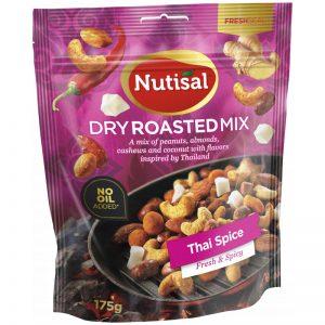 """Nötmix """"Thai Spice"""" 175g - 36% rabatt"""